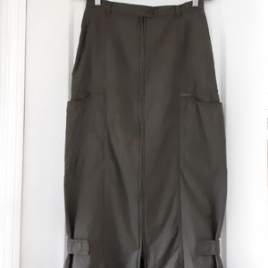 Blue Willi's Maxi Cargo Skirt